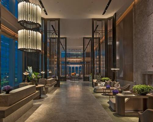 André Fu tapped into childhood memories of Hong Kong to inspire his designs for the new St. Regis hotel
