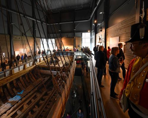Last surviving jekt vessel at centre of new Norwegian shipping museum