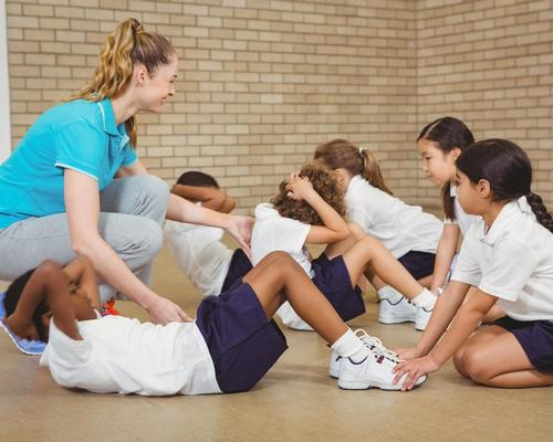 Government's School Activity Action Plan to increase exercise opportunities for children