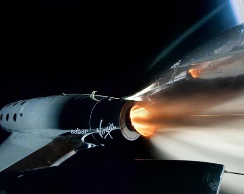 Virgin Galactic's VSS Unity spaceship has twice successfully reached space in testing