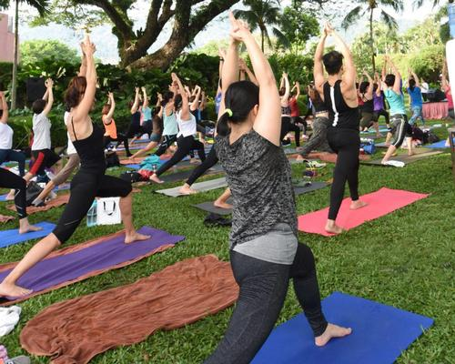 Third World Wellness Weekend will be the largest to date