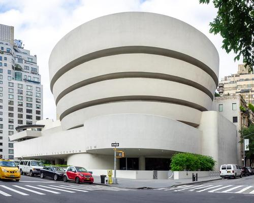 The Guggenheim is one of only 24 sites in the US to feature on the UNESCO list