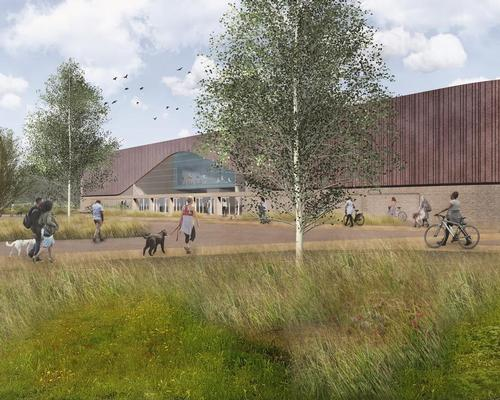 Ice sports destination planned for London's Lee Valley