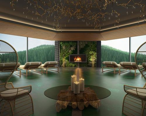 The spa at Lefay Dolomiti is 30 per cent bigger than the Lake Garda location – 5,000sq m versus 3,800sq m – resulting in 50sq m of spa per key