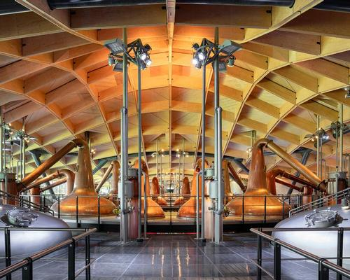 The Macalan: The visitor experience starts with an introduction to the famous whisky brand / Joas Souza