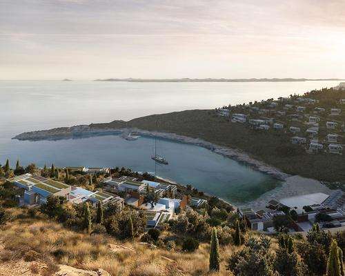 One&Only announces second European resort on Greece's Kéa Island