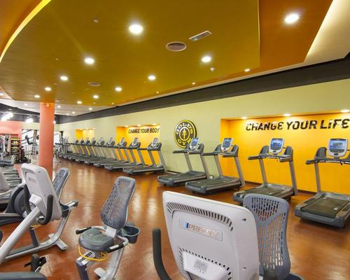 The master franchise agreement includes 14 Gold's Gym-branded clubs in the United Arab Emirates and Oman