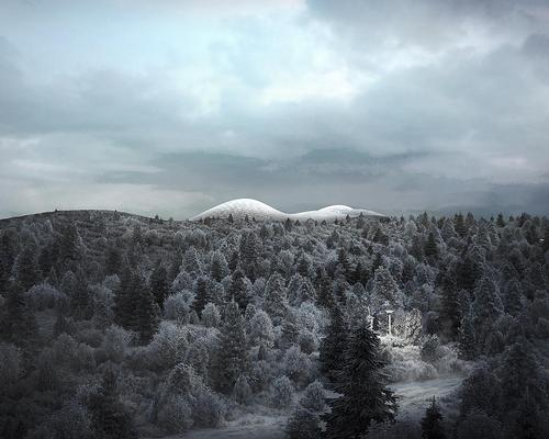 The Aldin Biomes will be a dramatic new attraction for Reykjavik, Iceland