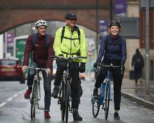 The alliance said improving opportunities for cycling and walking should form a crucial part of the government's strategy for preventative healthcare