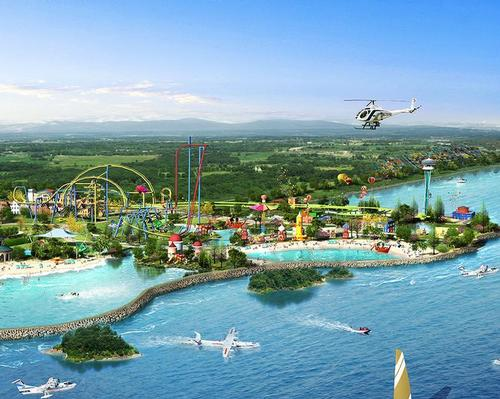 Six Flags Nanjing is on track to restart development later in 2019 or early in 2020