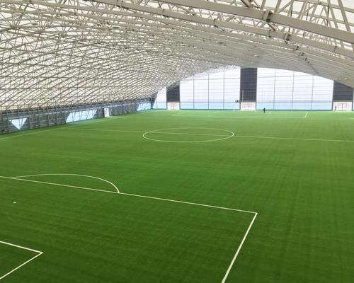 The covered facility will allow Ireland's top athletes in the relevant codes to train all year round