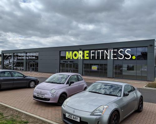 The More Fitness club in Market Harborough will be More's first own-branded facility