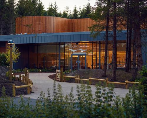 The Aqua Sana Spa will boast a unique forest concept to immerse guests in nature