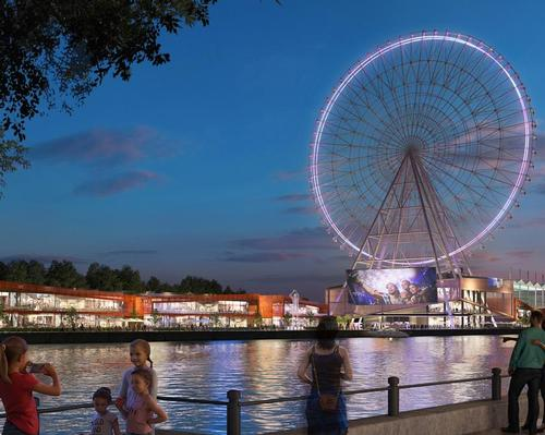 Whey Aye: Europe's tallest observation wheel approved for Newcastle Quayside