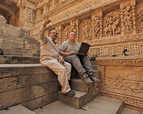 UNESCO World Heritage Site Rani ki Vav in India