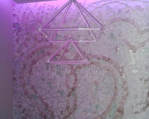 Elizabeth Contal creates Crystal Rock Room concept to rebalance and recharge
