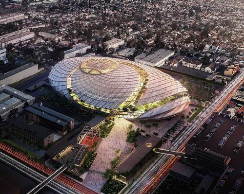 NBA franchise LA Clippers reveals plans for US$1bn AECOM-designed arena