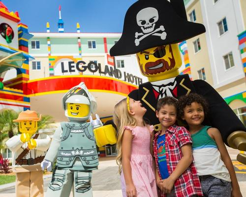 Hundreds of new hotel rooms have been opened across Merlin's properties, including Legoland Billund / Merlin Entertainments