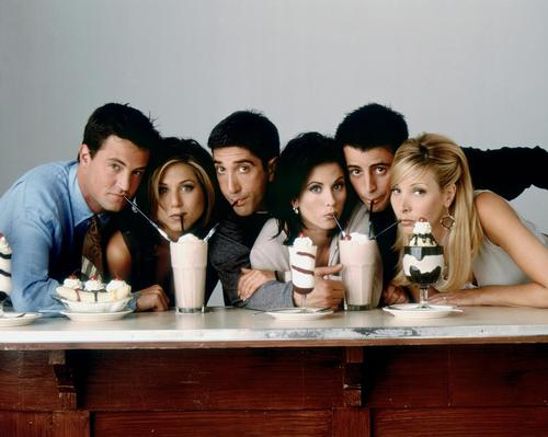 Chandler, Rachel, Ross, Monica, Joey and Phoebe first hit the world's TV screens in 1994