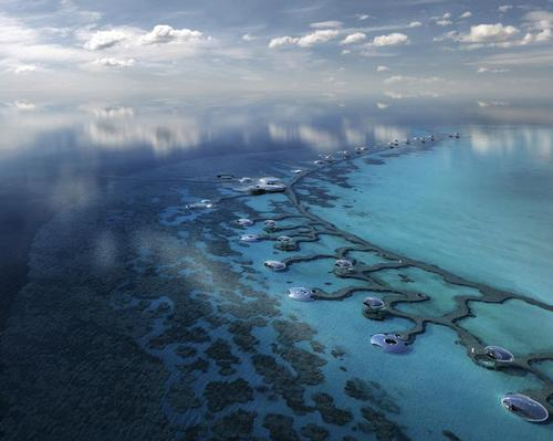 The Red Sea Project looks to turn a 90-plus-island archipelago off Saudi Arabia into a 28,000sq km tourism destination