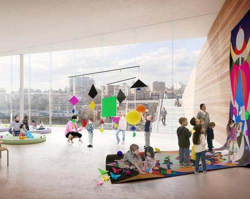 The Sydney Modern expansion could double the number of visitors to the Art Gallery of NSW / NSW Government