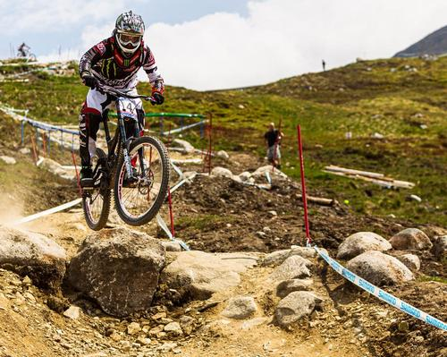 Scotland aims to become Europe's leader in mountain biking