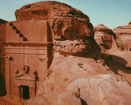The most well-known and recognised site in Al Ula is Hegra, Saudi Arabia's first UNESCO World Heritage Site