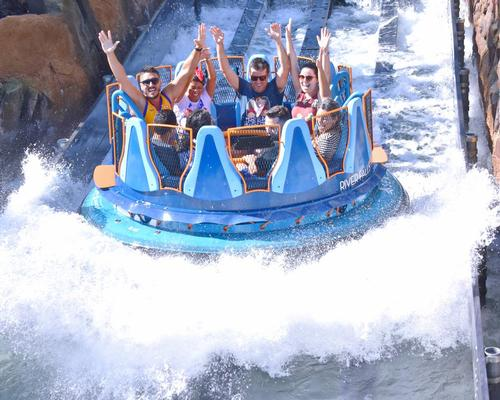 Almost 10 million guests went to SeaWorld attractions in the first half of 2019 / Shutterstock