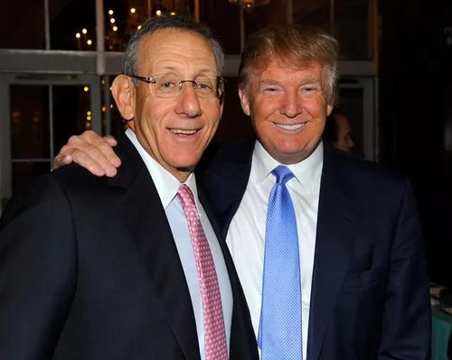 Equinox and SoulCycle are reportedly busy taking cancellations after it was reported that owner, Stephen Ross, will host a fundraising event for Donald Trump / Getty Images