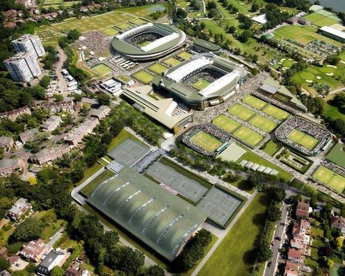 Work to begin on £70m Wimbledon tennis complex