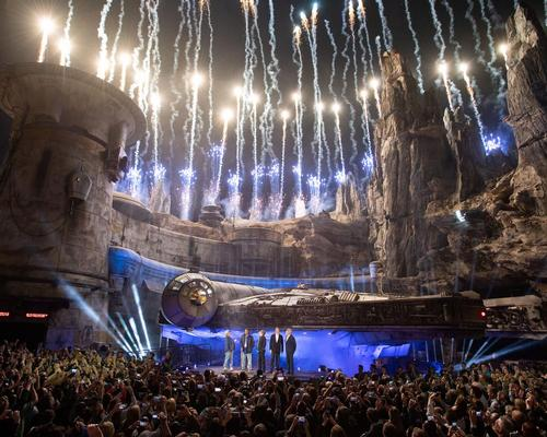 Attendance decline at Disney as new Star Wars attraction fails to draw in visitors