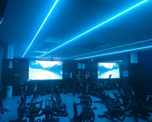 Hutchison completed an AV and lighting upgrade to transform the cycle studio at the Dundee International Sports Complex (DISC), in Dundee, Scotland