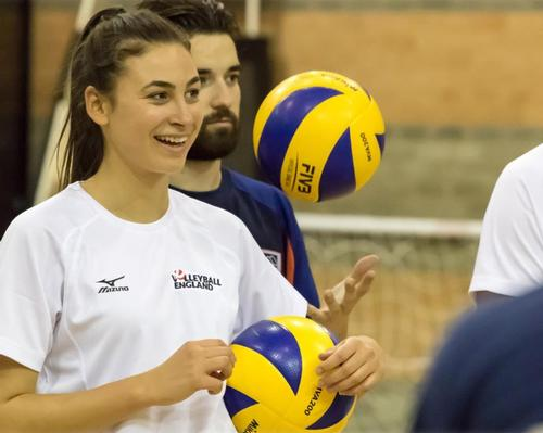 Participation in volleyball has increased in England since the London 2012 Olympic Games