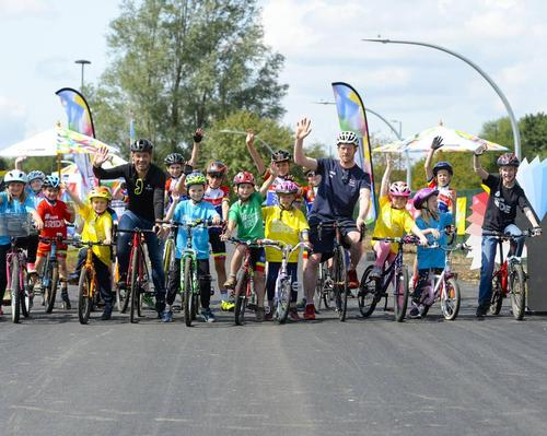 Own the Ride looks to inspire more people to take up cycling ahead of UCI world championships