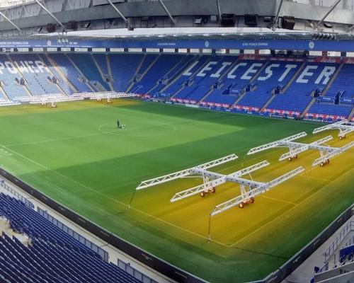 Leicester City stadium expansion to create 'international venue'