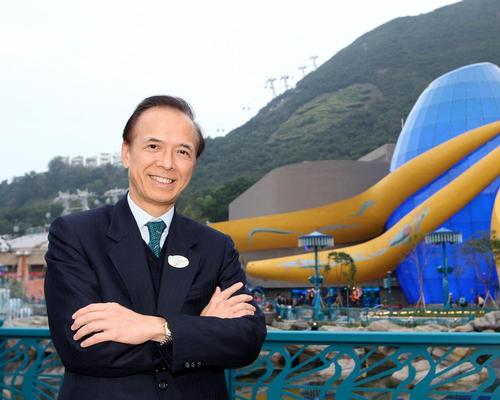 Matthias Li to step down as Ocean Park CEO in 2020