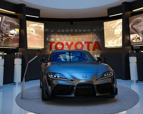 Toyota's Experience Center in Texas is a 44,000sq ft facility / JRA