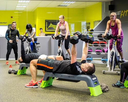 The YourZone45 model offers instructor-led, 45-minute workouts
