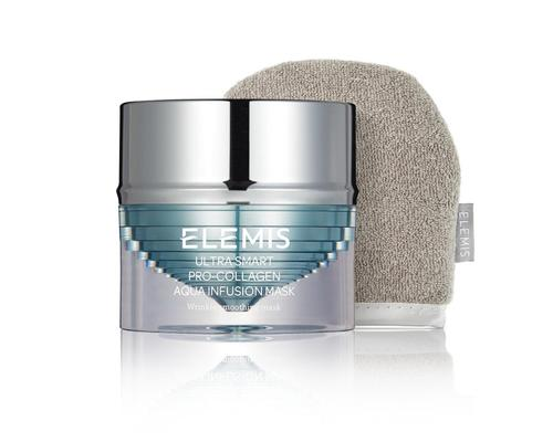 Elemis' Ultra Smart mask reduces water loss and seals in moisture