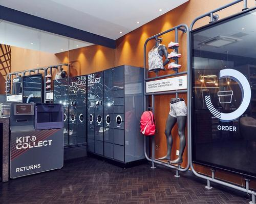 Blurring the boundaries of retail and fitness: DW Fitness First launches kit and collect service