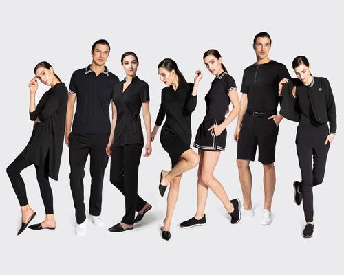 Noel Asmar wins ISPA award for new Athleisure uniforms