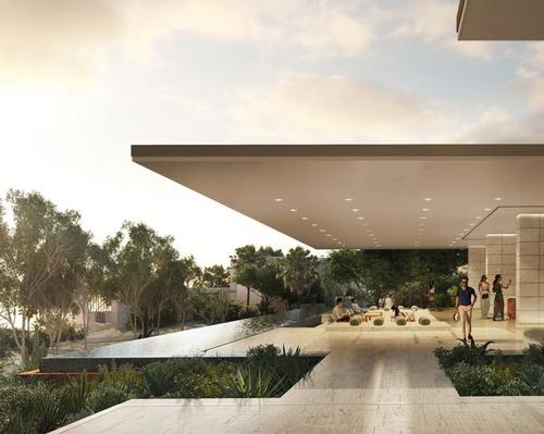 Four Seasons Resort Los Cabos by Guerin Glass Architects will have organic farm and offer indoor-outdoor living