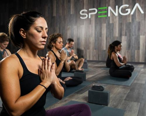 Spenga currently has 55 studios throughout the US