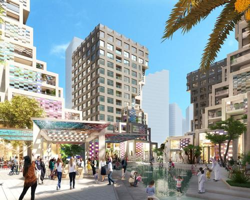 MVRDV-designed Pixel looks to introduce community-spirit concept to Abu Dhabi