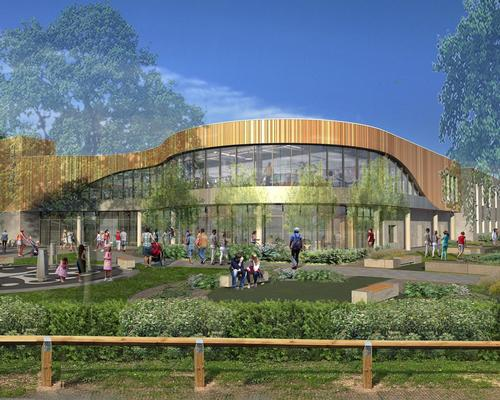 Work underway on £21m Pontefract leisure centre – will become region's largest