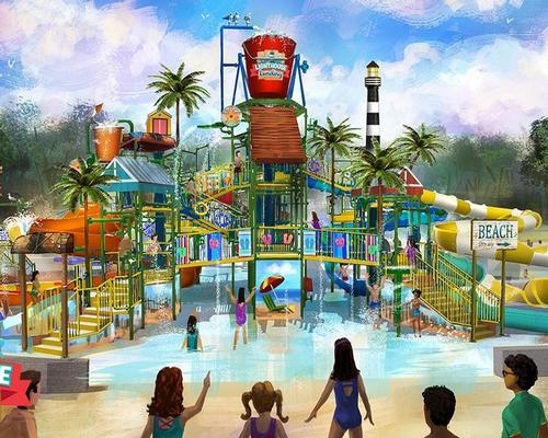 Kings Dominion unveils new water attractions for 2020