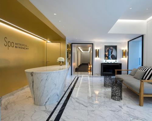 Cecilia Rollen to create personalised programme for The Spa Metropole by Givenchy