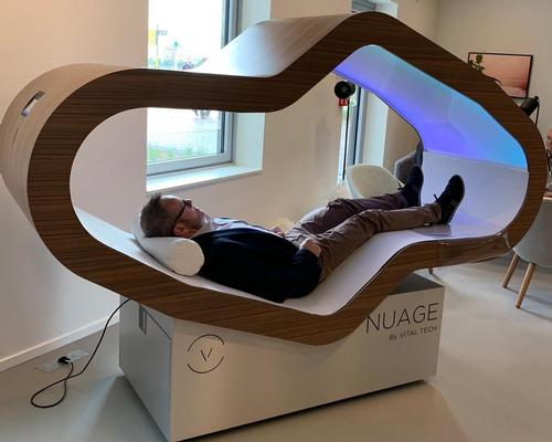 Vital Tech's Nuage makes infratherapy accessible