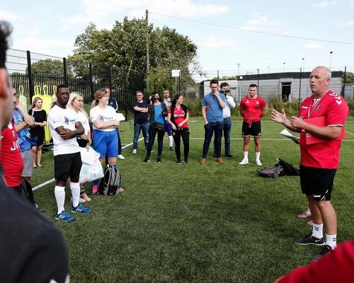 EFL clubs partner with Mind for mental health project