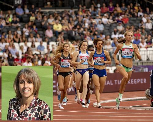 UK Athletics appoints Zara Hyde Peters as CEO